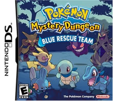 Mystery Dungeon: Blue ROM