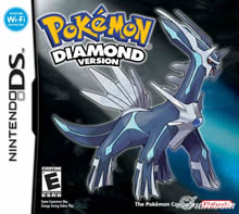 Pokémon Diamond DS Rom